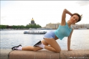 Anna in Postcard: Vasilevsky gallery from MPLSTUDIOS by Alexander Fedorov - #2