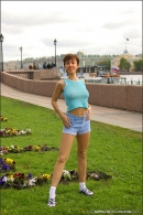 Anna in Postcard: Vasilevsky gallery from MPLSTUDIOS by Alexander Fedorov - #8