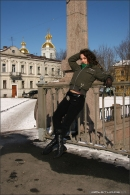 Natasha in Postcard From  St. Petersburg gallery from MPLSTUDIOS by Alexander Fedorov - #6