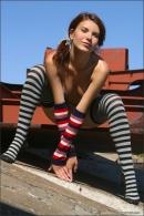 Nata in Hide & Seek gallery from MPLSTUDIOS by Alexander Fedorov - #6
