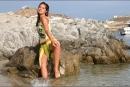 Ally in Mykonos gallery from MPLSTUDIOS - #9
