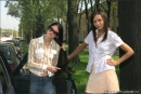 Vika And Maria in Behind The Scenes gallery from MPLSTUDIOS by Alexander Fedorov - #1