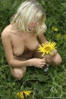 Valia in Summer Flowers gallery from MPLSTUDIOS by Alexander Lobanov - #5