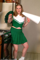 Cassy in coeds in uniform gallery from ATKARCHIVES - #1