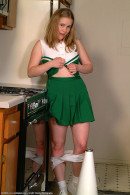 Cassy in coeds in uniform gallery from ATKARCHIVES - #15