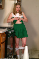 Cassy in coeds in uniform gallery from ATKARCHIVES - #2
