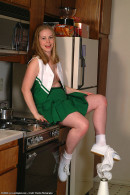Cassy in coeds in uniform gallery from ATKARCHIVES - #4