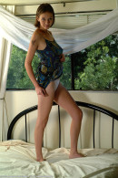 Fara in upskirts and panties gallery from ATKARCHIVES - #11