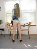 Pam in upskirts and panties gallery from ATKARCHIVES - #15
