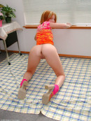 Chastity in masturbation gallery from ATKARCHIVES - #6