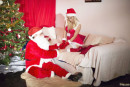 Nesty in Christmas Gang-Bang gallery from OLDJE - #2