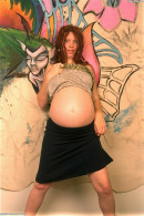 Kristie in pregnant gallery from ATKARCHIVES - #1
