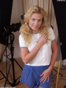 Amanda in coeds in uniform gallery from ATKARCHIVES - #1