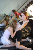 Cecilia & Scarlett in lesbian gallery from ATKARCHIVES - #8