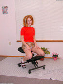 Chastity in toys gallery from ATKARCHIVES - #1