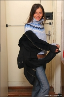 Vika in Behind The Scenes gallery from MPLSTUDIOS by Alexander Fedorov - #15