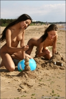 Vika And Kamilla in The Girls Of Summer gallery from MPLSTUDIOS by Alexander Fedorov - #10