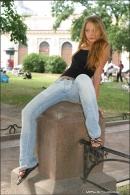 Irina in Along The Fontanka gallery from MPLSTUDIOS by Alexander Fedorov - #11