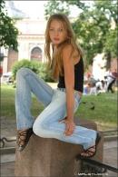 Irina in Along The Fontanka gallery from MPLSTUDIOS by Alexander Fedorov - #12