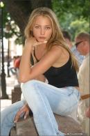 Irina in Along The Fontanka gallery from MPLSTUDIOS by Alexander Fedorov - #15