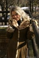 Valia in Winter Angels gallery from MPLSTUDIOS by Alexander Lobanov - #14