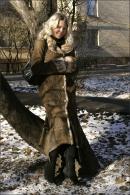 Valia in Winter Angels gallery from MPLSTUDIOS by Alexander Lobanov - #5