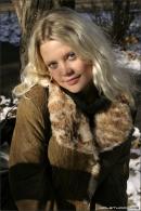 Valia in Winter Angels gallery from MPLSTUDIOS by Alexander Lobanov - #6