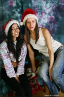 Vika And Kamilla in Merry Christmas gallery from MPLSTUDIOS by Alexander Fedorov - #8