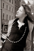 Svetlana in Postcard From St. Petersburg gallery from MPLSTUDIOS by Alexander Fedorov - #1