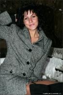 Natalie in Winter Angels gallery from MPLSTUDIOS by Alexander Fedorov - #1