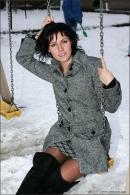 Natalie in Winter Angels gallery from MPLSTUDIOS by Alexander Fedorov - #2