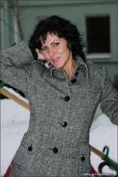 Natalie in Winter Angels gallery from MPLSTUDIOS by Alexander Fedorov - #4