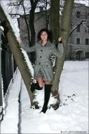 Natalie in Winter Angels gallery from MPLSTUDIOS by Alexander Fedorov - #7