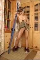 Lilya in Apres-ski gallery from MPLSTUDIOS by Alexander Fedorov - #11