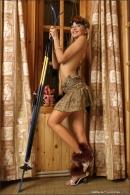 Lilya in Apres-ski gallery from MPLSTUDIOS by Alexander Fedorov - #3