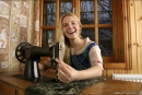 Anuetta in Seamstress gallery from MPLSTUDIOS by Alexander Lobanov - #15