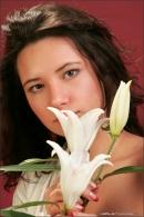Lika in Sensual Flower gallery from MPLSTUDIOS by Alexander Fedorov - #2