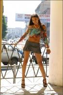 Kamilla in Postcard From St. Petersburg gallery from MPLSTUDIOS by Alexander Fedorov - #12