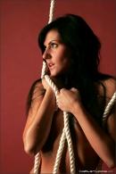 Natalie in Tie Me Up gallery from MPLSTUDIOS by Alexander Fedorov - #1