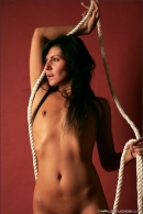 Natalie in Tie Me Up gallery from MPLSTUDIOS by Alexander Fedorov - #13