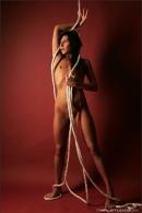 Natalie in Tie Me Up gallery from MPLSTUDIOS by Alexander Fedorov - #14