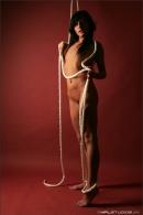 Natalie in Tie Me Up gallery from MPLSTUDIOS by Alexander Fedorov - #15