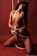 Natalie in Tie Me Up gallery from MPLSTUDIOS by Alexander Fedorov - #9