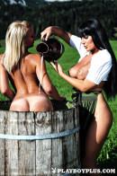Tereza Sauerova & Marketa Chovaneckova In Playboy Czech Republic gallery from PLAYBOY PLUS - #6