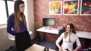 Misha Cross & Samantha Bentley in Please The Boss gallery from WANKITNOW - #3