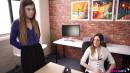 Misha Cross & Samantha Bentley in Please The Boss gallery from WANKITNOW - #5