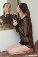 Leona Mia In Sexy See Thru Outfit gallery from TEENDREAMS - #13