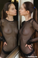 Leona Mia In Sexy See Thru Outfit gallery from TEENDREAMS - #8