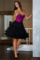 Alisa Amore in Petticoat gallery from METART by Luca Helios - #11