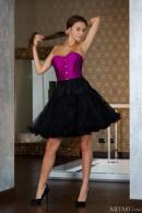 Alisa Amore in Petticoat gallery from METART by Luca Helios - #4
